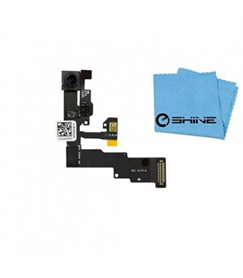 EShine Replacement Proximity Sensor Light Motion Flex Cable with Front Face Camera for iPhone 6 4.7 Models A1549 (GSM)