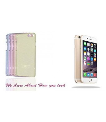 genori iPhone 6 Case Best iPhone 6(4.7) **Crystal Clear** Case [Scratch Resistant] Ultra Clear Back Panel