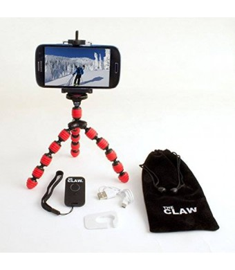 CLAW Flexible Tripod For iPhone 5