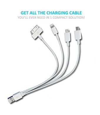 Gempion Multi USB Charger Adapter