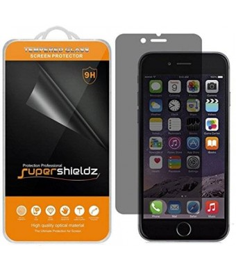 Supershieldz iPhone 6S Plus Privacy Anti-Spy Glass Screen Protector