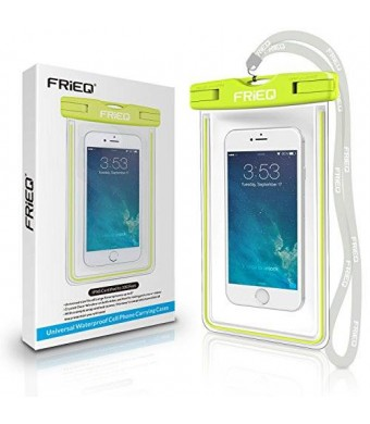 FRiEQ Universal Waterproof Case Bag for Outdoor Activities - Perfect for Boating