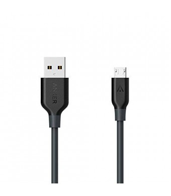 Anker PowerLine Micro USB (10ft) - The World's Fastest
