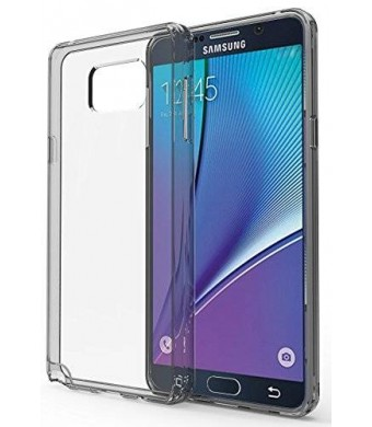 Galaxy Note 5 Case : Stalion [Hybrid Bumper Series] Shockproof Impact Resistance