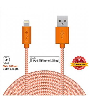 Fcolor Lightning Cable