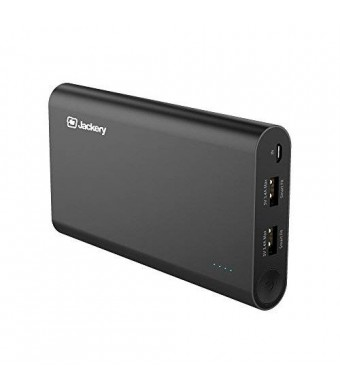 Jackery Titan 20100mAh Portable Charger External Battery with 2-Port 3.4A Smart Fit Technology for iPhone 6s Plus