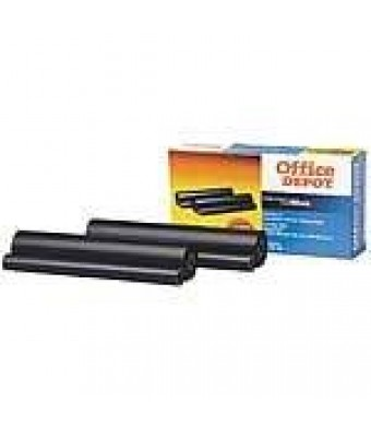 Office Depot(R) Model 84P-2 Compatible Refill Rolls, Pack Of 2
