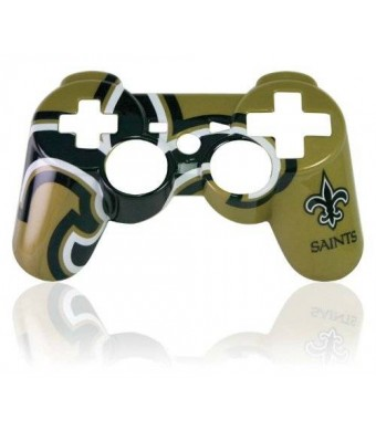 Mad Catz PS3 Official NFL New Orleans Saints Controller Faceplate