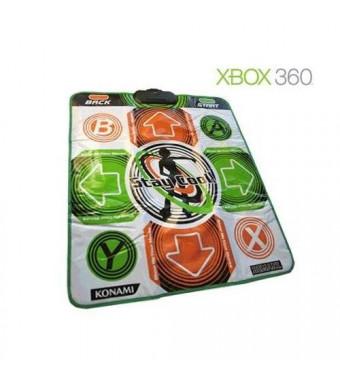 Xbox 360 Dance Dance Revolution Dance Pad Xbox 360 Dance Dance Revolution DDR Original Konami Dance Pad