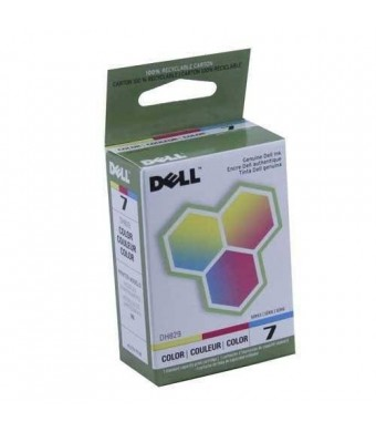 Dell Color Ink Cartridge 966/968/ 968w Series 7 Standard Capacity