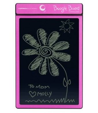 Boogie Board 8.5 Inch LCD Writing Tablet (Pink)