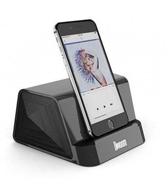 Satechi iFit-2 Portable Rechargeable Speaker Stand for Smartphones and Tablets: iPad Mini