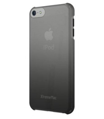 XtremeMac Microshield Fade Case for iPod Touch 5th gen. Black to Gray, IPT-MFN-13