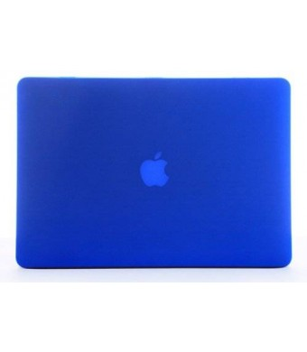 """Poetic Crystal Hard Cover for MacBook Pro 13"""" Retina Display Matte Blue"""