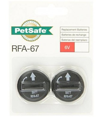 Radio Systems PetSafe 6-Volt Lithium Battery (Pack of 6)