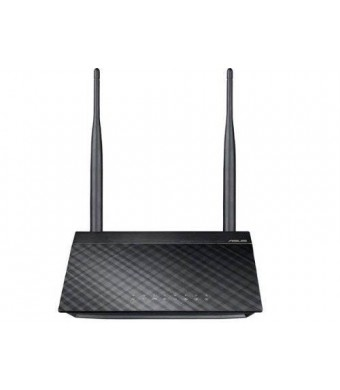 ASUS 3-In-1 Wireless Router (RT-N12)