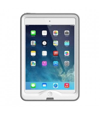 Lifeproof Nuud Case for iPad mini with Retina - White/Gray (Only for iPad Mini 1 or 2)