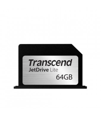 Transcend 64GB JetDrive Lite 330 Storage Expansion Card for 13-Inch MacBook Pro with Retina Display (TS64GJDL330)