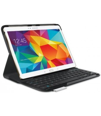 Logitech Type-S Thin and Light Protective Keyboard Case for Samsung Galaxy Tab S 10.5 (920-006401)