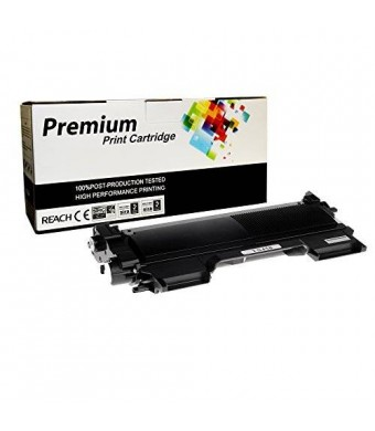TonerPlusUSA New Compatible Brother TN450 TN420 High Yield Black Toner Cartridge For Use In Brother HL2280DW