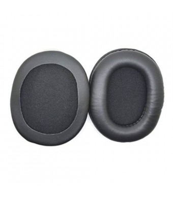 Geekria SONY MDR-7506, MDR-V6, MDR-CD900ST Headphone Replacement Ear Pad / Ear Cushion / Ear Cups / Ear Cover / Earpads Repair Parts