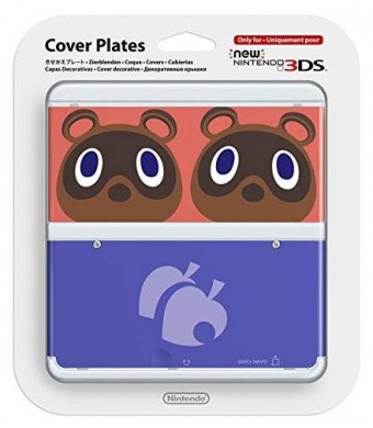 Nintendo 3DS Cover Plates No.014