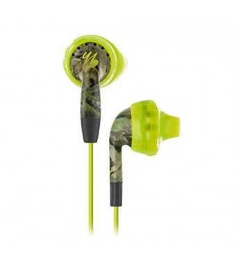 Yurbuds (CE) Inspire 100 Noise Isolating In-Ear Headphones, Mossy Oak Green