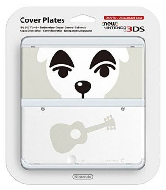 Nintendo 3DS Cover Plates No.041