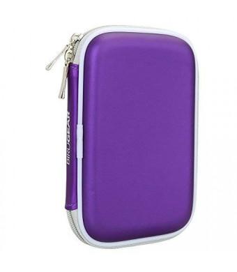 BIRUGEAR Hard Shell Carrying Case for Toshiba Canvio 3.0 Portable Hard Drive