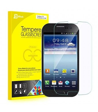 S3 Screen Protector, JETech Premium Tempered Glass Screen Protector for Samsung Galaxy S3 i9300 - 0851