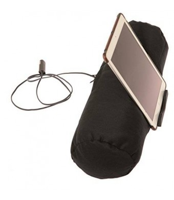 Deluxe Comfort TAB Roll - ipad Pillow Tablet / EReader Lap Holder - A Must Have Accessory stand for Apple iPad Kindle and Kobo - Perfect for Bed