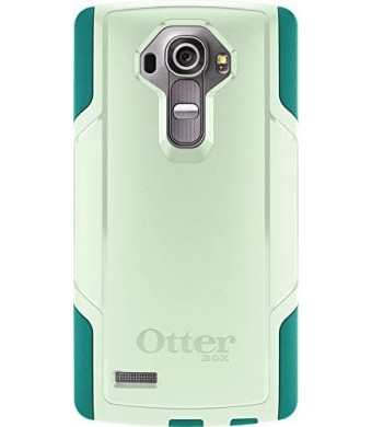 OtterBox Commuter Case for LG G4 - Retail Packaging - Sage Green/Light Teal