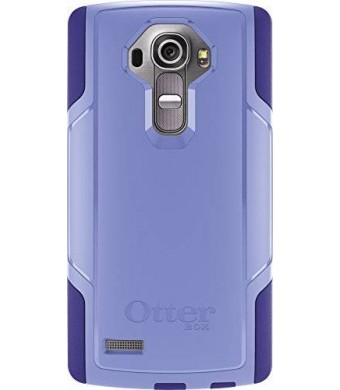 OtterBox Commuter Case for LG G4 - Retail Packaging - Periwinkle Purple/Liberty Purple