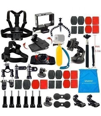 LifeLimit Accessories Kit for Gopro 4
