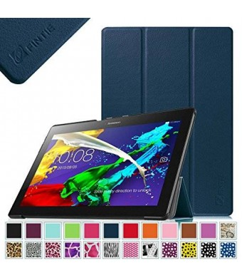 Fintie Lenovo Tab 2 A10 Case - [Smart Shell] Ultra Slim Light Weight Cover with Auto Sleep