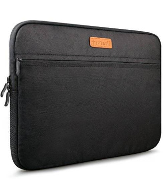 Inateck 13-13.3 Inch MacBook Air/ Pro Retina Sleeve Carrying Case Cover Protective Bag, Black (LC1300B)