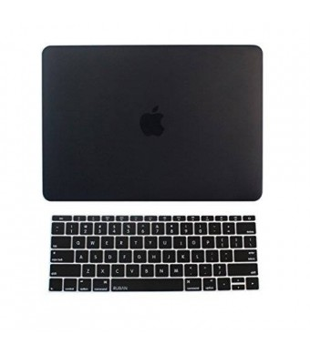 """RUBAN 2 in 1 MATTE Hard Case Cover and Keyboard Cover For Macbook 12"""""""