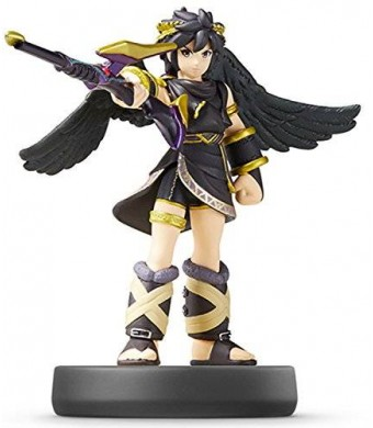 Dark Pit amiibo - Japan Import (Super Smash Bros Series)