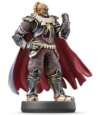 Ganondorf amiibo - Japan Import (Super Smash Bros Series)