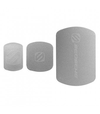 Scosche MagicMount Magnetic Mount Replacement Kit- Space Gray
