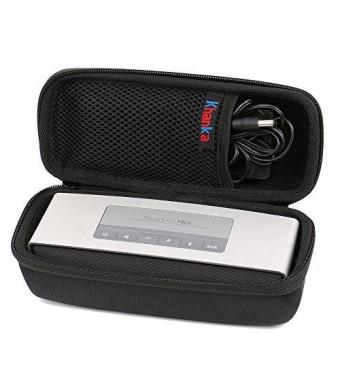 Khanka EVA Hard Case Travel Carry Bag for Bose Soundlink Mini Bluetooth Portable Wireless Speaker 1 I 2