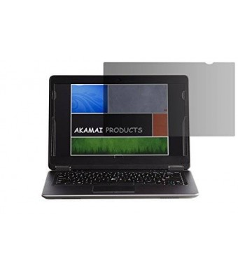 Akamai Office Products Premium 14.0 Inch Privacy Screen for Widescreen Laptop or Computer Monitor