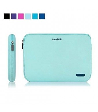 Kamor 13 13.3 14 inch Water-resistant Neoprene Laptop Sleeve Case Bag