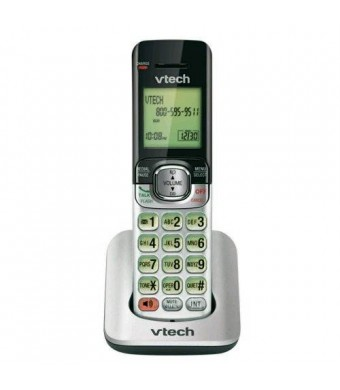 VTech CS6509 DECT 6.0 Cordless Accessory Handset (for use with VTech CS6519/CS6529 series models to operate)