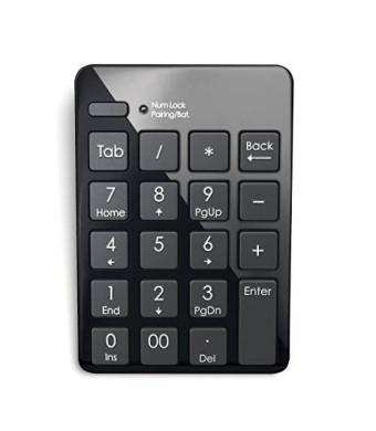 Satechi Bluetooth 20 Keys Wireless Numeric Keypad for iMac