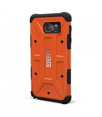 URBAN ARMOR GEAR Cell Phone Case for Galaxy Note 5 - Orange