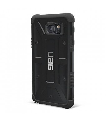 URBAN ARMOR GEAR Cell Phone Case for Galaxy Note 5 - Black
