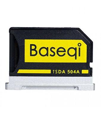 "BASEQI aluminum microSD Adapter for MacBook Pro 15"" Retina (Late 2013 onwards)"