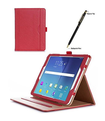 ProCase Samsung Galaxy Tab S2 9.7 Case - Leather Stand Folio Case Cover for 2015 Galaxy Tab S2 Tablet (9.7 inch