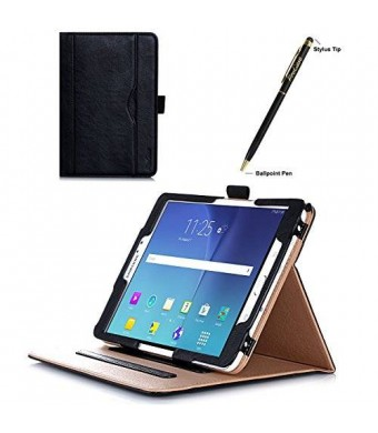 ProCase Samsung Galaxy Tab S2 8.0 Case - Leather Stand Folio Case Cover for 2015 Galaxy Tab S2 Tablet (8.0 inch